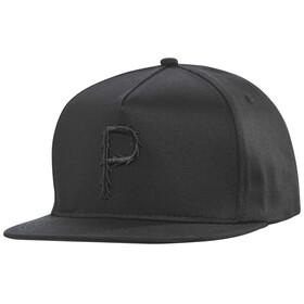 POLER Furry P Snapback - Accesorios para la cabeza - negro